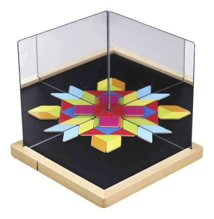 Магнитная игра Classic World Оптические иллюзии