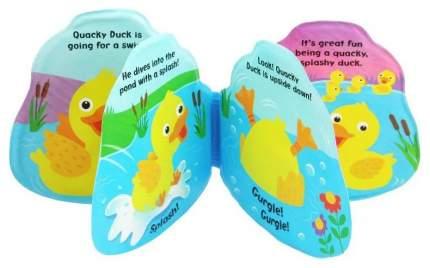 Книжка для купания Baby Mix Duck