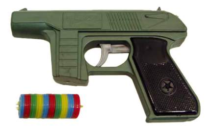 Пистолет с дисковыми пулями (Россия) 15 см