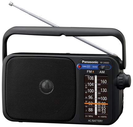 Радиоприемник Panasonic RF-2400DEE-K Black