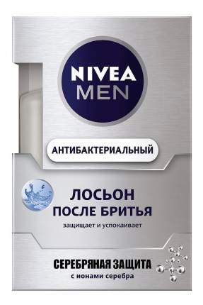 Лосьон после бритья NIVEA Серебряная защита 100 мл