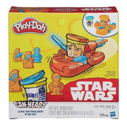 Игровой набор с пластилином PLAY-DOH Герои Star Wars в ассортименте