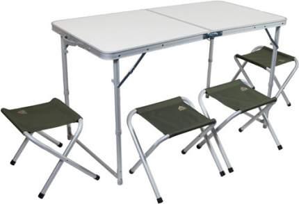 Набор кемпинговой мебели TREK PLANET Event Alu Set 120 (TA-21407+FS-21124)