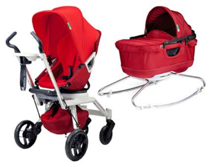 Коляска Orbit Baby Stroller Travel System G2 with Bassinet Cradle G2 Ruby Slate