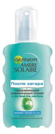 Спрей для тела после загара Garnier Ambre Solaire увлажняющий с экстрактом кактуса, 200 мл