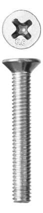 Винт Зубр 303110-03-025 M3x25мм, 5кг