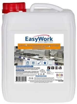 Чистящее средство для плит EasyWork жироудалитель 5 л