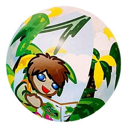 Мячик надувной Bestway Jungle Trek