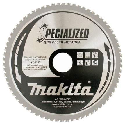 Отрезной диск Makita пильный B-29387