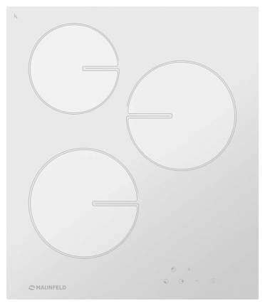 Встраиваемая варочная панель электрическая MAUNFELD MVCE45.3HL.SZ-WH White