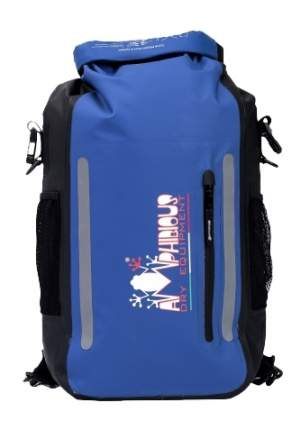 Рюкзак Amphibious Atom, 15 л, blue