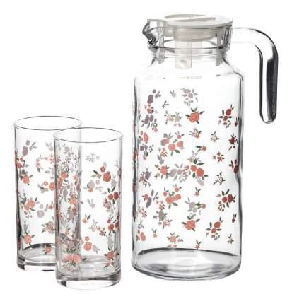 Набор стаканов и кувшин Pasabahce Provence