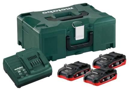Набор аккумулятор и зарядное устройство для электроинструмента Metabo 685075000