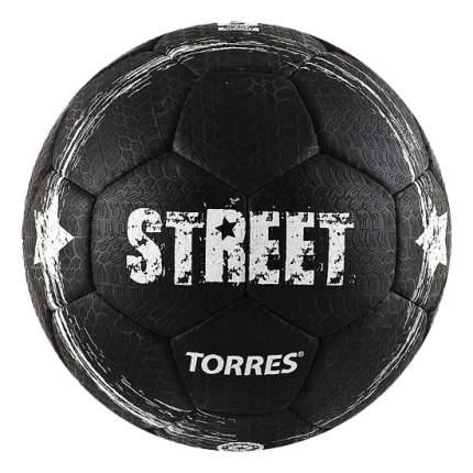 Футбольный мяч Torres Street F00225 №5 black