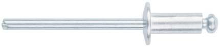 Заклепки для электрозаклепочников MATRIX 4,0 х 6 мм 50 шт 40631