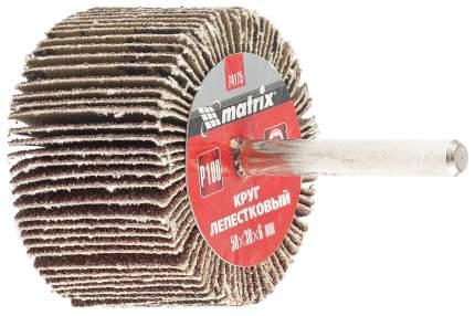 Круг лепестковый для дрелей, шуруповертов MATRIX 74173