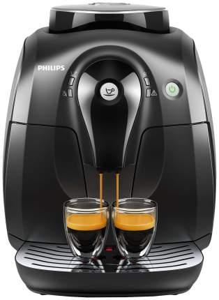 Кофемашина автоматическая Philips 2000 series HD8650/09 Black