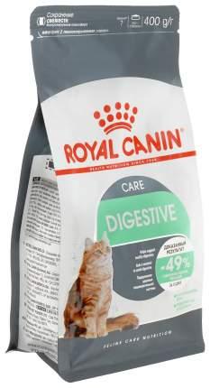 Сухой корм для кошек ROYAL CANIN Digestive Care, при чувствительном пищеварении, 0,4кг