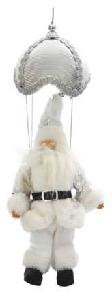 Елочная игрушка Winter Wings Дед Мороз Белый