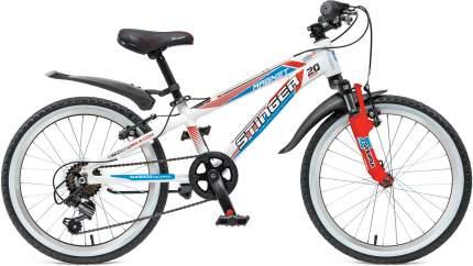 Велосипед STINGER Magnet Kid 20 2016 Magnet Kid 20 белый 20AHV.MAGNET.10WT5