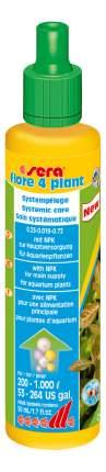 Средство для аквариумных растений sera FLORE 4 PLANT, 50 мл