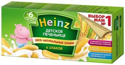 Печенье Heinz 6 злаков 180 г