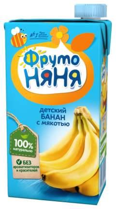 Нектар ФрутоНяня Банан с мякотью с 3 лет 500 мл