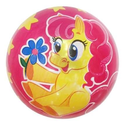 Мячик детский Shantou Gepai Розовая лошадка