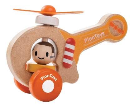 Каталка детская PlanToys Вертолет