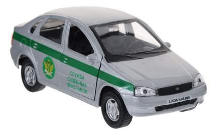 Коллекционная модель Lada Kalina Служба судебных приставов Autotime 34240 1:34