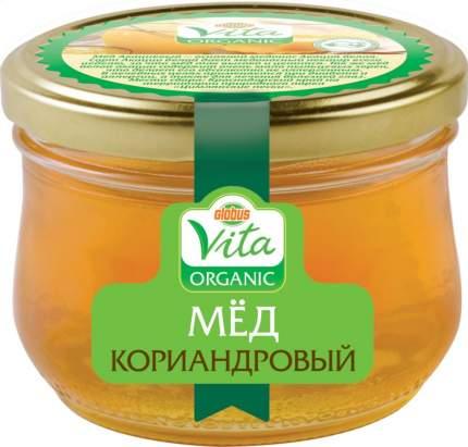 Мед кориандровый Глобус Вита оrganic 270 г