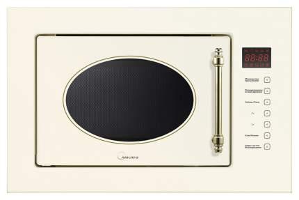 Встраиваемая микроволновая печь с грилем Midea Retro MI 9255 RGI-B