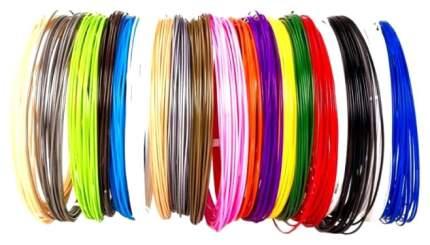 Набор пластика для 3D ручек: ABS-20 по 10 метров 20 цветов в коробке