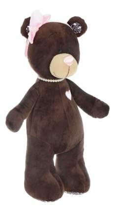 Мягкая игрушка Orange Toys Медведь девочка Choco&Milk стоячая 50 см коричневый М002/50