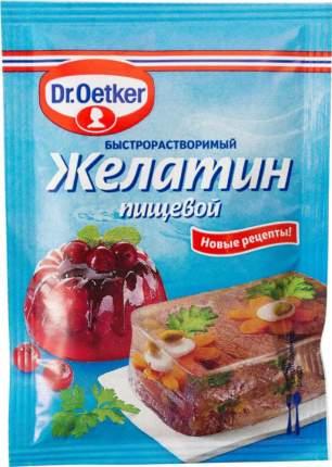 Желатин пищевой Dr.Oetker быстрорастворимый 10 г