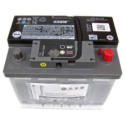 Аккумулятор автомобильный VAG JZW915105