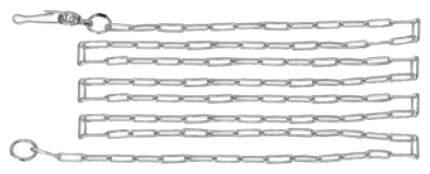 Triol SHS 3028 Цепь привязочная с карабином, 3мм*2,8м
