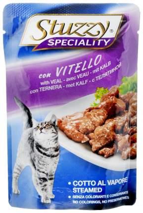 Влажный корм для кошек Stuzzy Speciality, телятина, 24шт, 100г