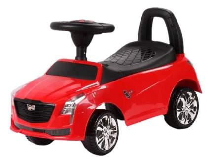 Толокар Cadillac красный RIVERTOYS