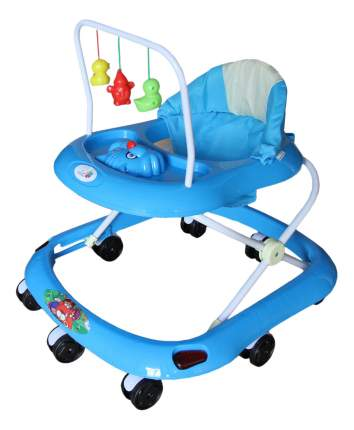 Ходунки Маленький водитель синие Alis УТ000002565#УТ0005561