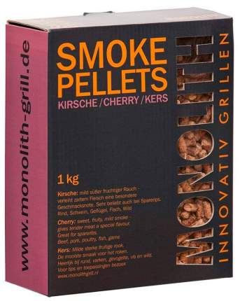 Щепа для копчения вишневая Monolith 201101 Cherry Wood Chips 1 кг
