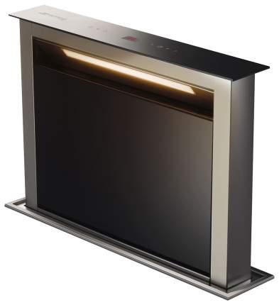 Вытяжка встраиваемая Smeg KDD 60 VXE-2 Silver/Black