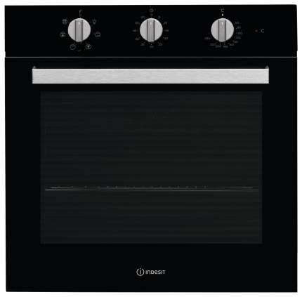 Встраиваемый электрический духовой шкаф Indesit IFW 6530 BL Black