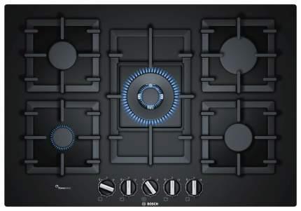 Встраиваемая варочная панель газовая Bosch PPQ7A6B90 Black