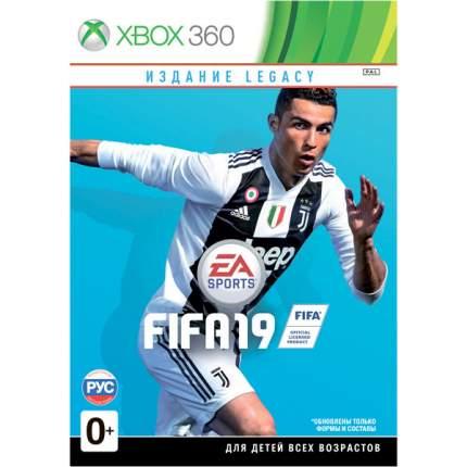 Игра для Xbox 360 FIFA 19 Legacy edition