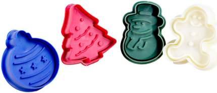 Форма для выпечки Bradex TK 0219 Белый, зеленый, красный, синий
