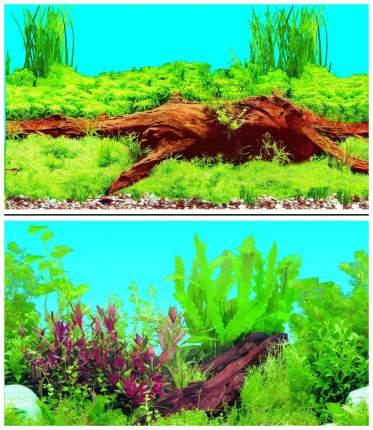 Фон для аквариума Laguna 9009/9021 Древесный ручей/Сад в аквариуме 944 г размер 50х1500 см
