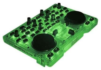 Контроллер для DJ Hercules DJ Control Glow Green