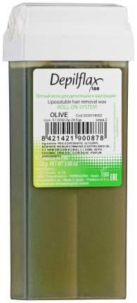 Воск для депиляции Depilflax Олива 110 г