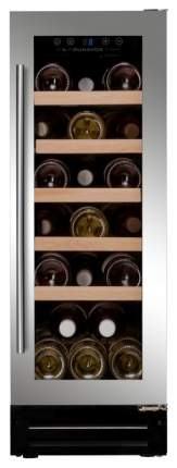 Встраиваемый винный шкаф Dunavox DAU-19.58SS